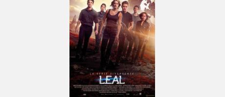 Cartel Leal ( serie divergente)