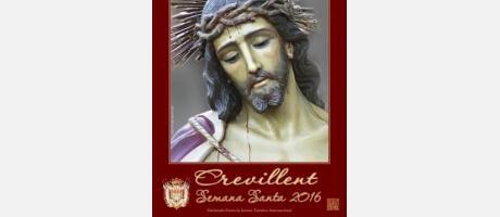 Cartel Semana Santa Crevillent 2016