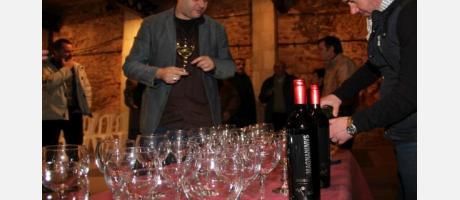 Vino y aceite Vilafames - cata