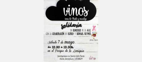 Cata de vinos Cheste mayo 2016