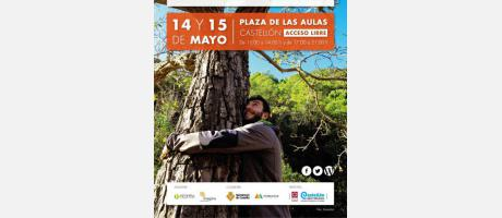 Cartel Feria natural