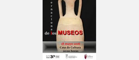 Celebración del Día Internacional de los Museos en Pilar de la Horadada