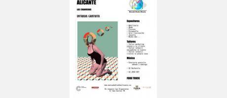 V Mercado de diseño Alicante 2016