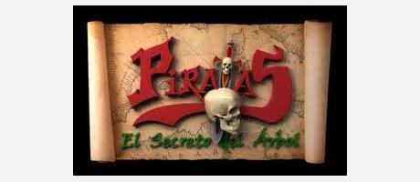 Piratas, el secreto del arbol