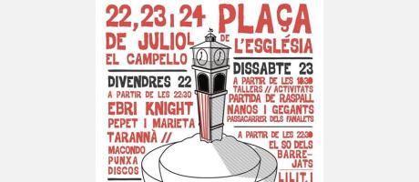 Fireta Sant Jaume El Campello 2016