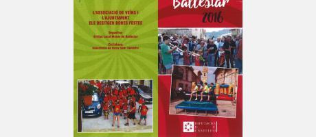 Fiestas Ballestar
