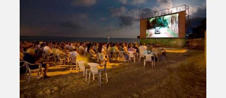 Cine Junto al Mar Playa Albir 2016