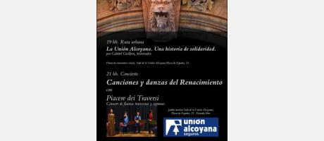 LA UNIÓN ALCOYANA, ARTE E HISTORIA.