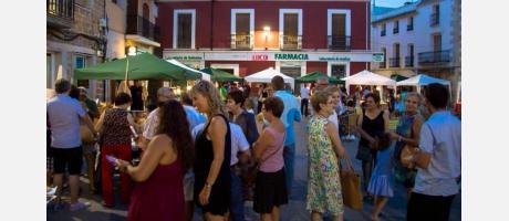 Mercat de la Terra Xaló. Mercado Nocturno