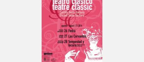 I Festival de Teatro clásico