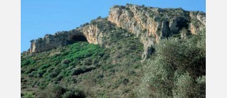 VI Caminata nocturna  a la Cueva de la Garganta en Senija