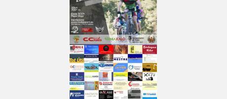 VII Marcha BTT en Xaló