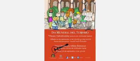 CARTEL ORIHUELA - DÍA MUNDIAL DEL TURISMO #DMT-2016