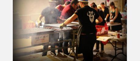 Fiestas Patronales en Xaló