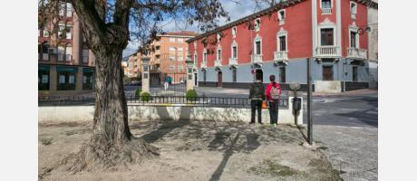 Vista del exterior del Museo de la Muñeca
