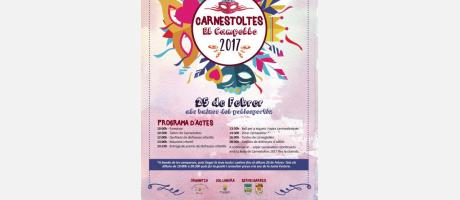 Carnaval 2017 El Campello