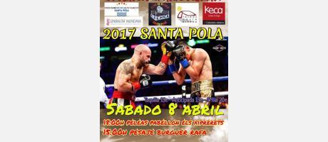 Boxeo Santa Pola