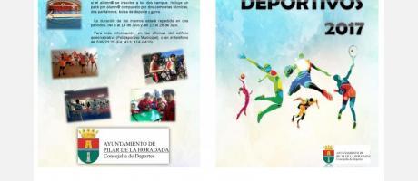 Campus Deportivos de Verano