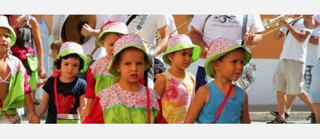 Festes Patronats en honor a Sant Domènec a Xaló