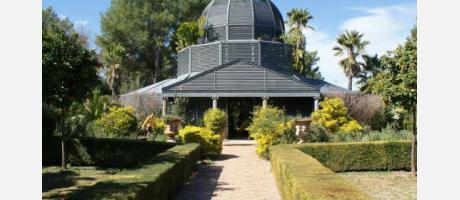 Pedreguer_Jardín Mediterráneo Albarda_Img1