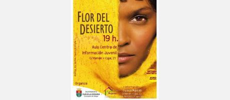 Cine Fórum: Flor del desierto