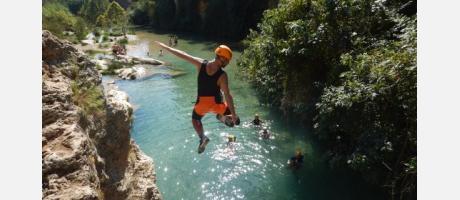 Turismo activo con Trail Natura