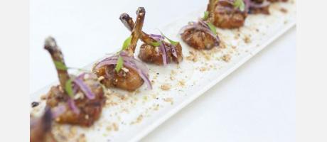 Carnes en Restaurante Al Grano