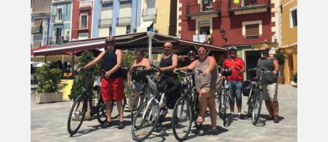 Marco Polo Expediciones Ruta en bici