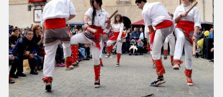 Fira de Tot Sants Cocentaina Danza