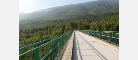 Ruta por la Vía Verde de Alcoy