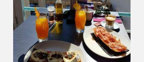 L'Espígol Bistro Almuerzo