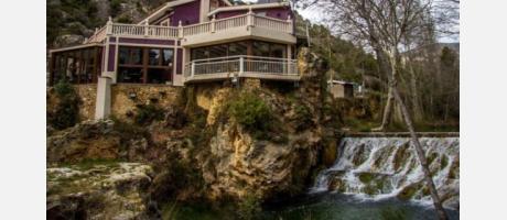 Parque natural Restaurante Font de Sant Pere