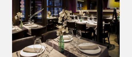 Restaurante & Coctelería Vinatea 4