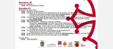 XXI Dictada Occitana