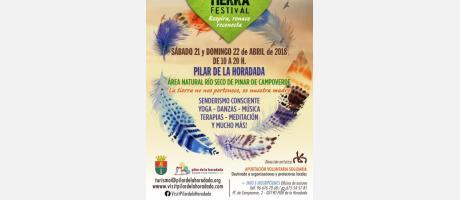 """Festival Madre Tierra """"Respira, renace, reconecta"""" en Pilar de la Horadada"""
