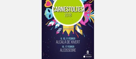 Carnavales Alcalà de Xivert - Alcossebre 2018