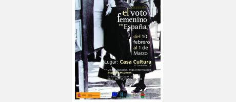 Exposición: El Voto Femenino en España