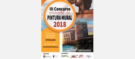 III Concurso Pilareño de Pintura Mural en Pilar de la Horadada