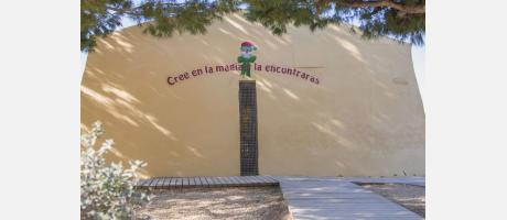 Papa Noel en el Parque de la Ereta