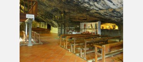 Iglesia del santuario de Balma