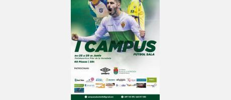 I Campus Fútbol Sala 'Raúl Canto'
