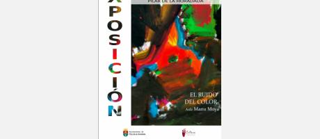 """Exposición: """"El ruido del color"""""""