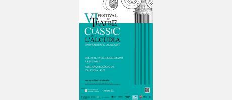 VI Festival de Teatre Clàssic de L´Alcúdia