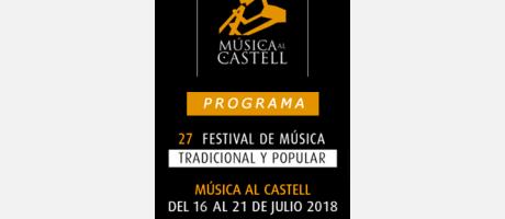 Música al Castell 2018