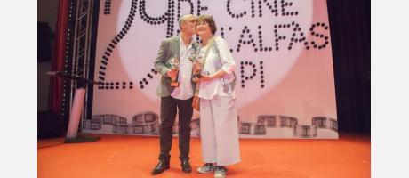 29 Festival - Javier Gutiérrez y Julieta Serrano, homenajeados con el Faro de Pl