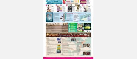 Agenda cultural julio