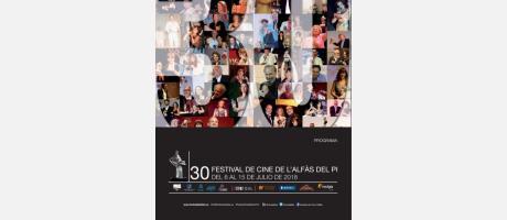 XXX Festival de cine de L'Alfàs del Pi. 2018