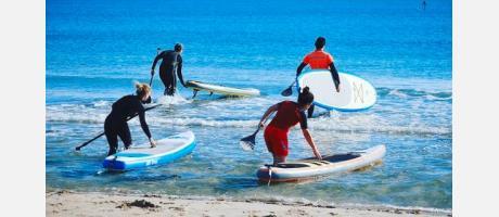 Surf en El Campello