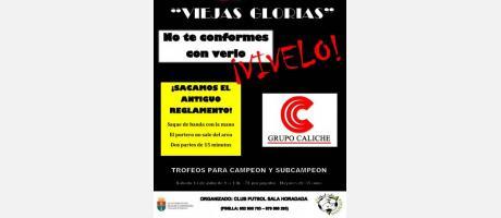 Torneo Viejas Glorias 'Fútbol Sala'