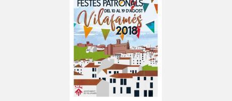 Festes Patronals Vilafamés 2018